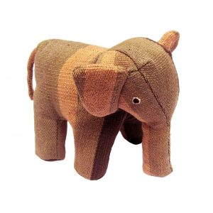 Brown Belle Elephant Toy