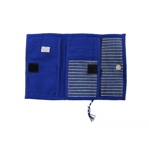 Cotton-Multi-Compartment-Purse