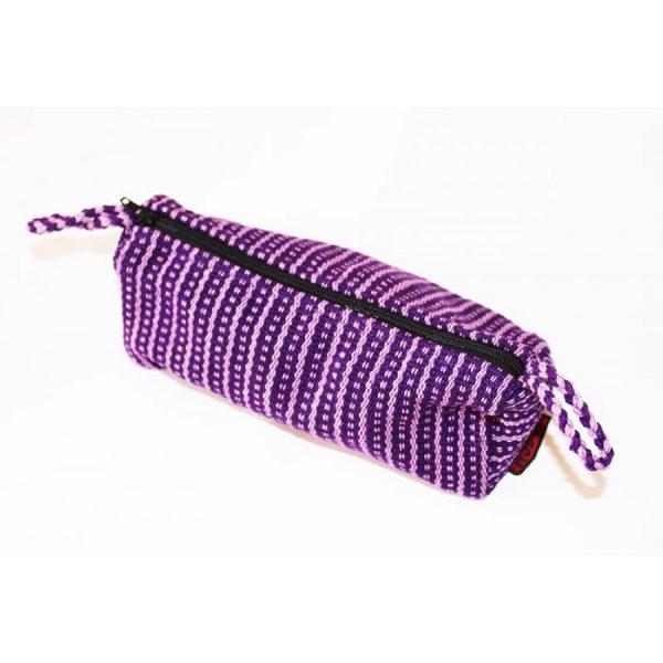 Violet Pong Pencil Case