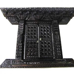 Hand Crafted Khapa Door Home Decore Nepali Craft Gift